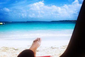 Ile Saint-Martin voyage : plage à saint martin