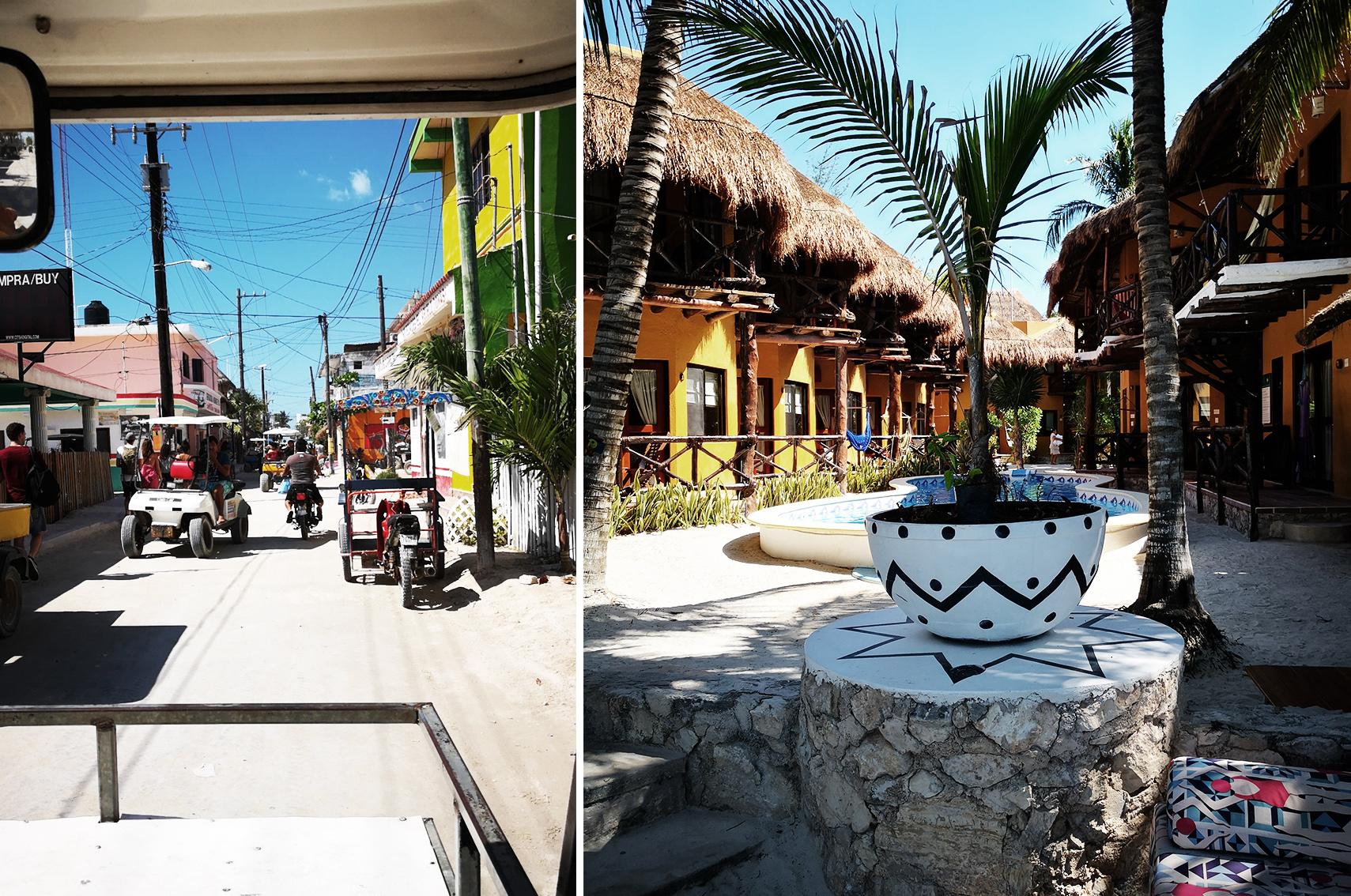 A voir au mexique : Isla de Holbox