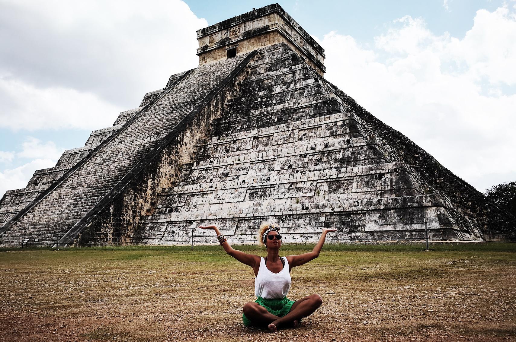 Ou aller au Mexique : Chichen Itzà