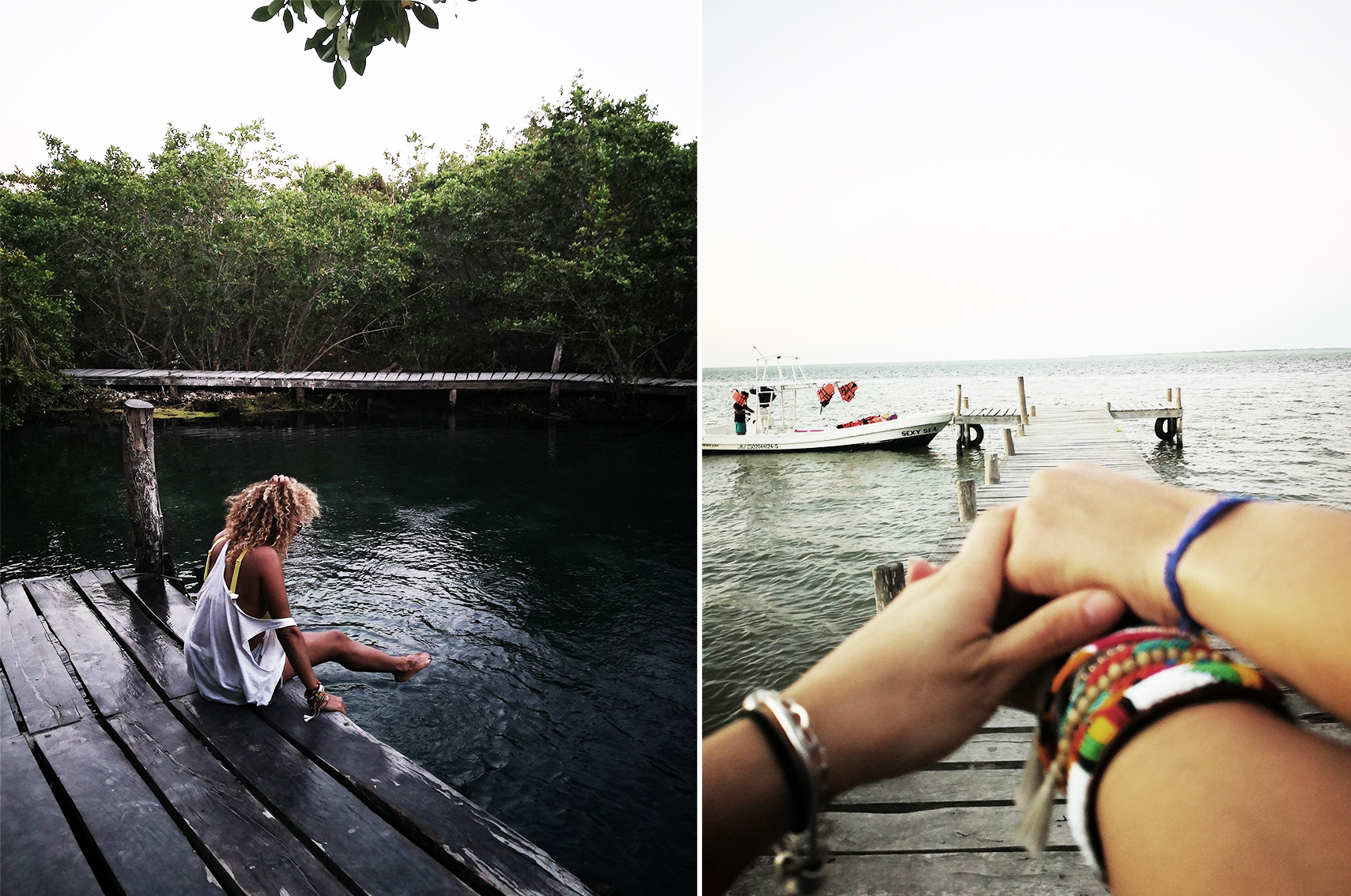 Quand partir Mexique : Holbox, Yalahau
