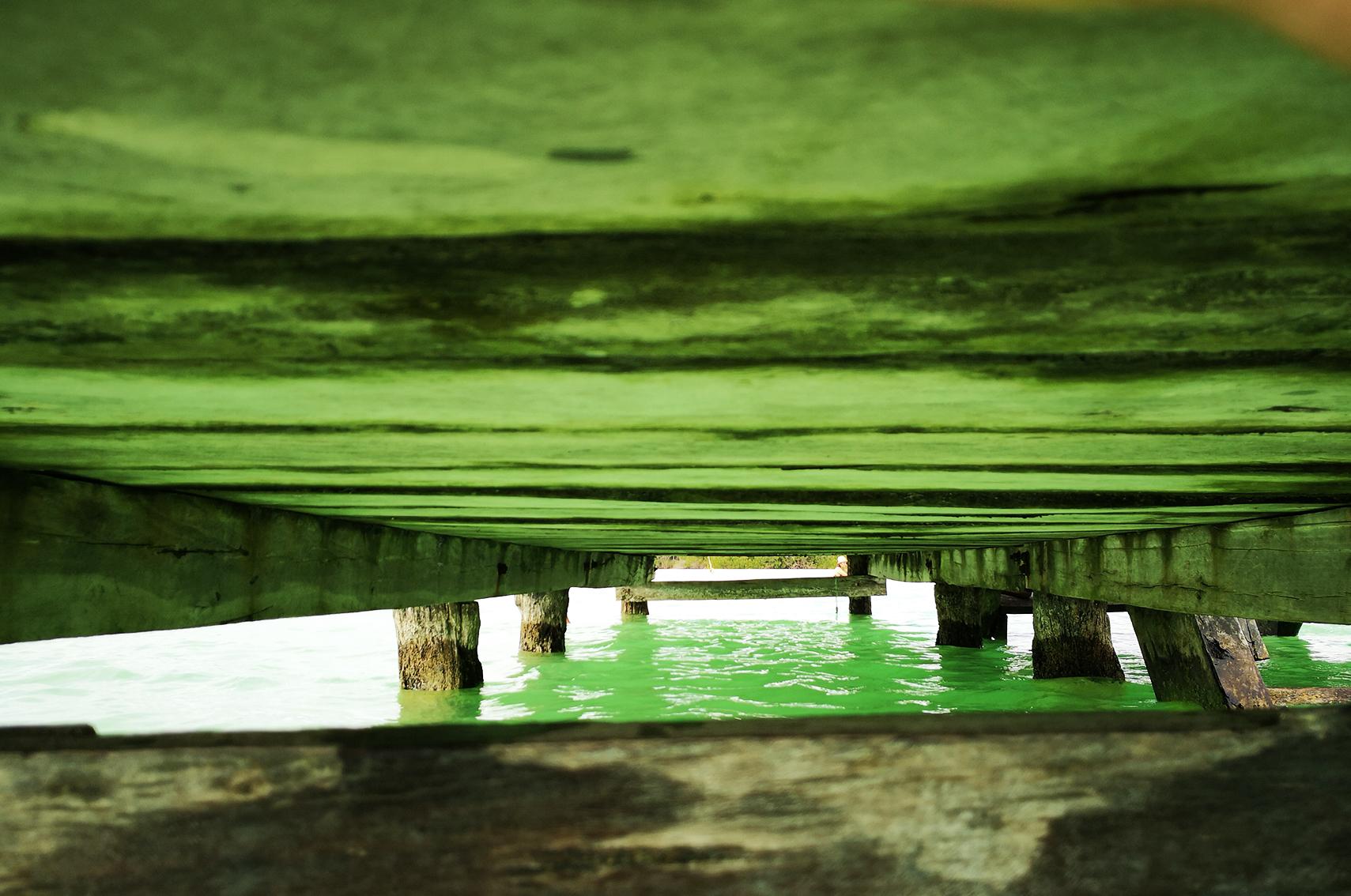 Que faire a tulum, Blog voyage mexique : laguna de kaan luum