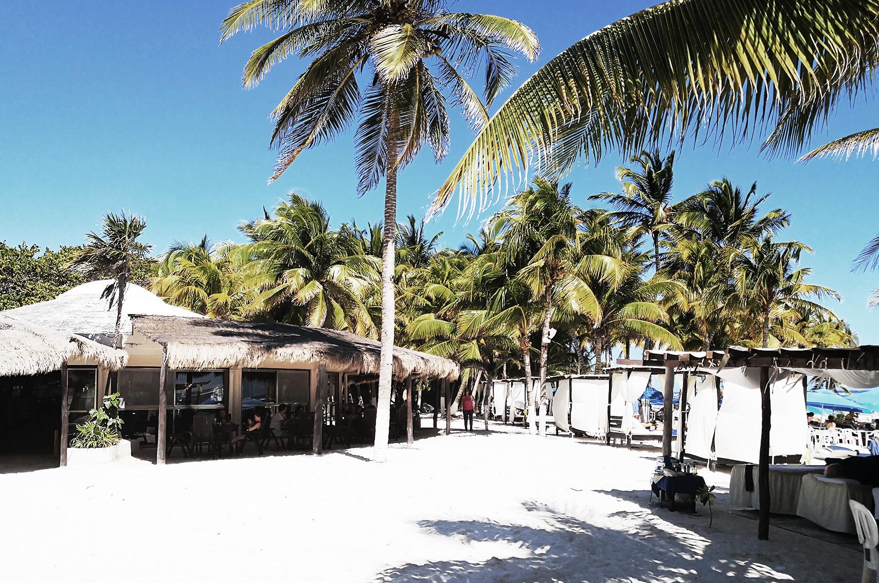 Que faire à tulum : Playa paraiso