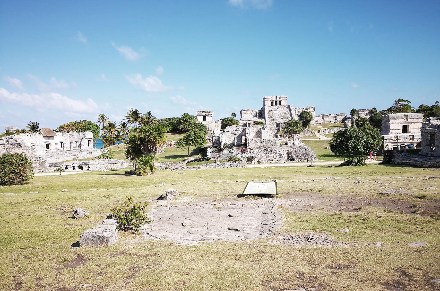 Que faire à Tulum : Ruines de Tulum